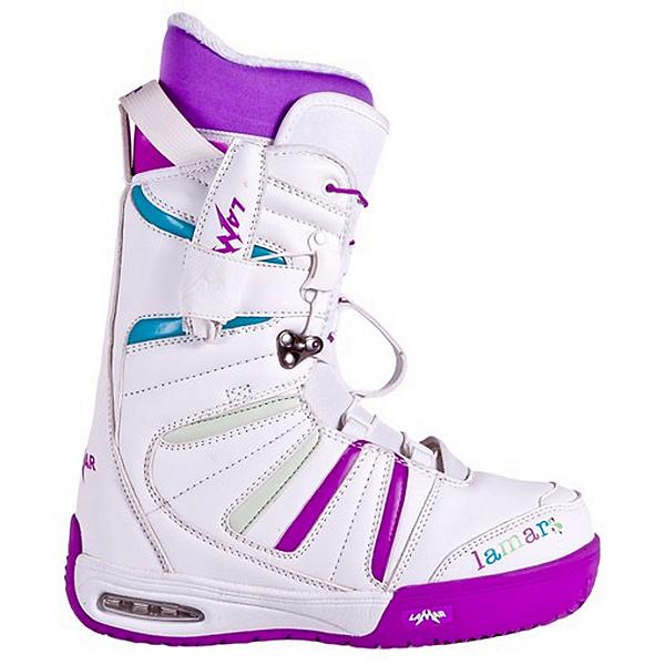 Lamar Express Womens Snowboard Boots, , 600