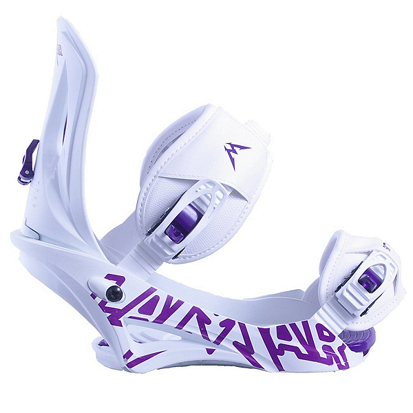 Lamar Siren Womens Snowboard Bindings, , 600