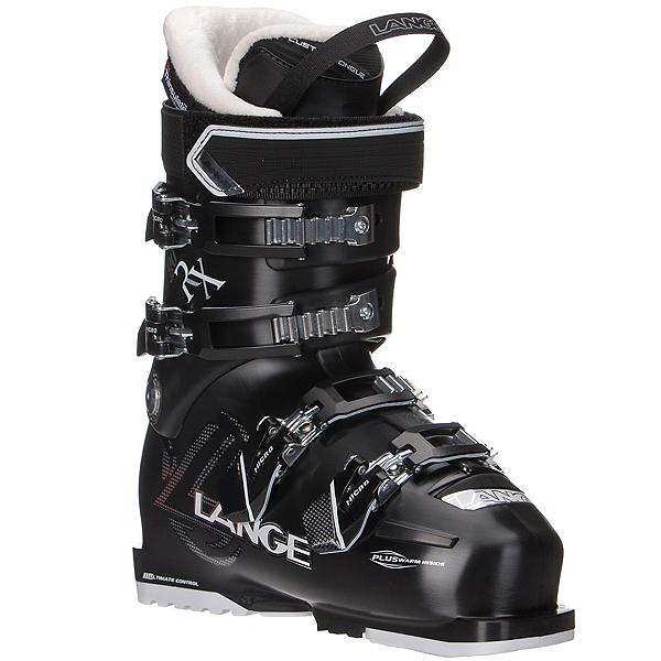 Lange RX 80 Womens Ski Boots, Black, 600