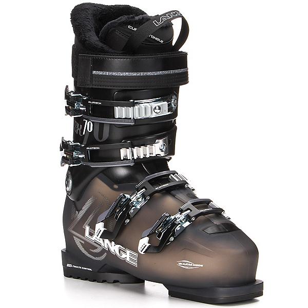 Lange SX 70 W Womens Ski Boots, Black, 600