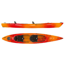 Wilderness Systems Pamlico 145T Tandem Kayak 2018, Mango, 256