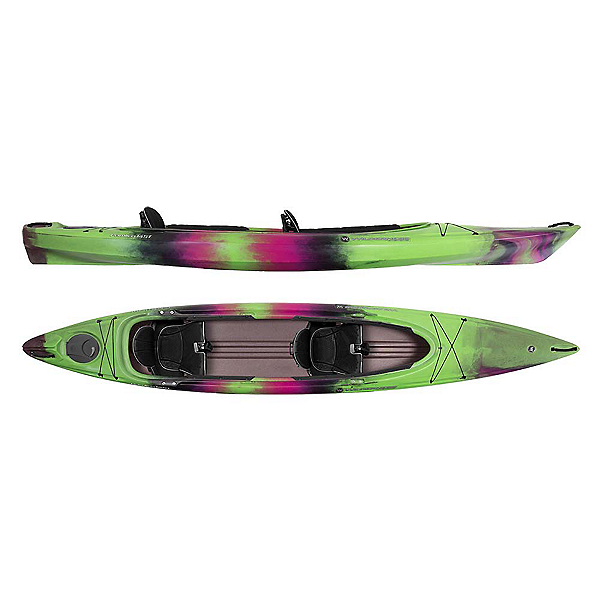 Wilderness Systems Pamlico 145T Tandem Kayak, Borealis, 600