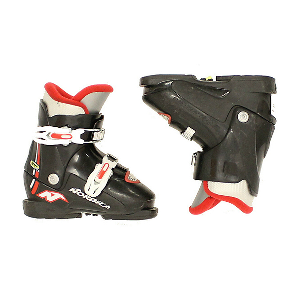 Used 2012 Nordica GPTJ Kids Toddler Ski Boots Several Size Choices, , 600