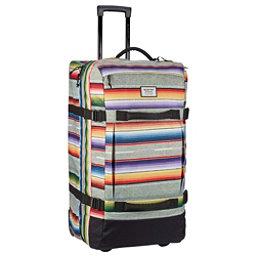 Burton Exodus Roller Bag 2018, Bright Sinola Stripe, 256