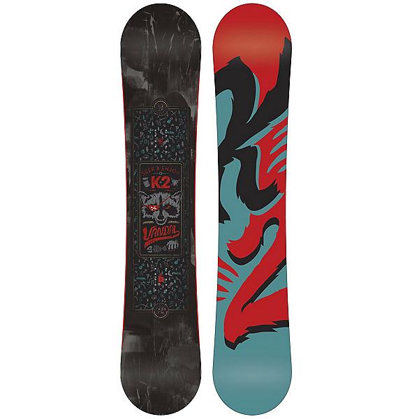 K2 Vandal Wide Boys Snowboard, , 600