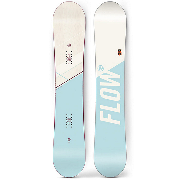 Flow Canvas Womens Snowboard, , 600