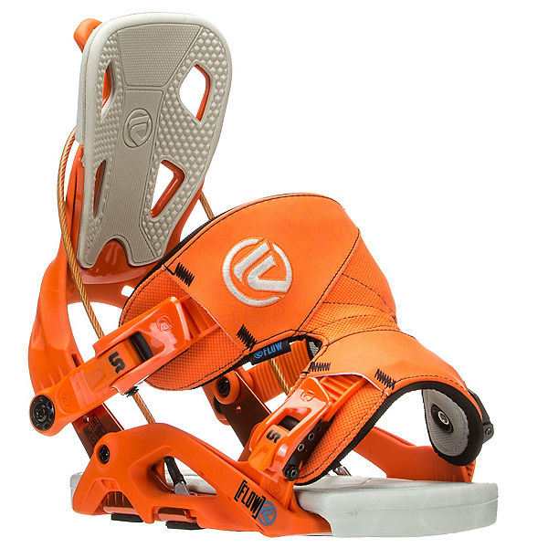 Flow Fuse Snowboard Bindings, , 600
