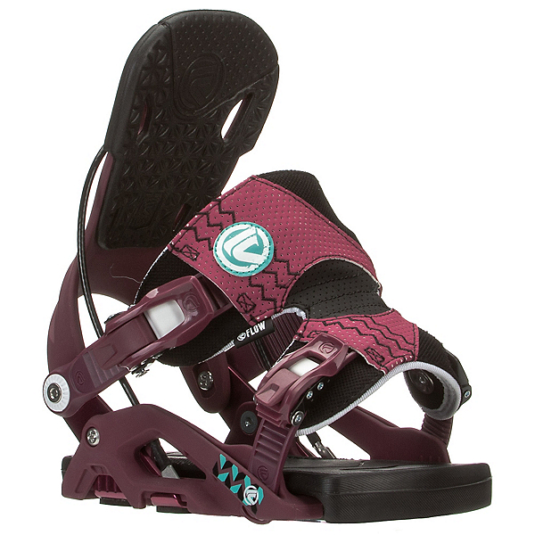 Flow Juno Womens Snowboard Bindings, , 600