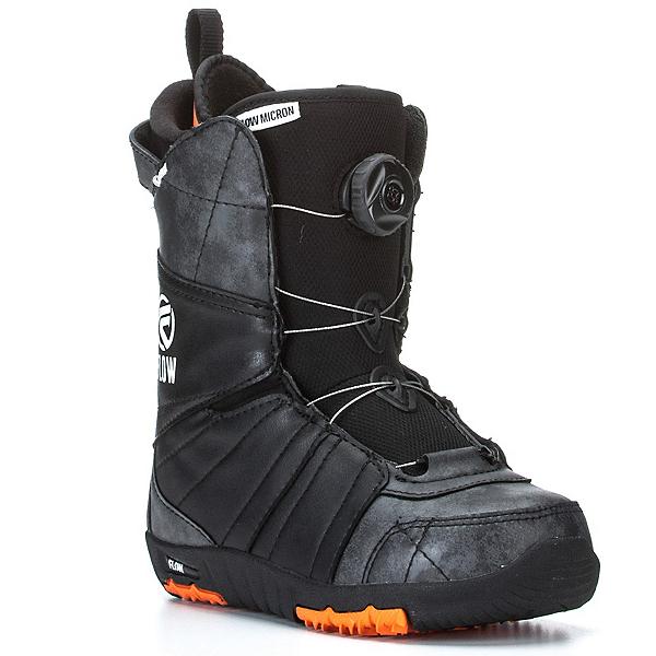Flow Micron Boa Kids Snowboard Boots, , 600