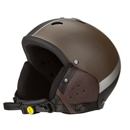CP HELMETS Blow Vintage S.T. Helmet, Brown-Black S.t, 256