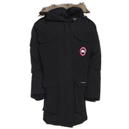 Canada Goose Expedition Parka Womens Jacket, Black, 256
