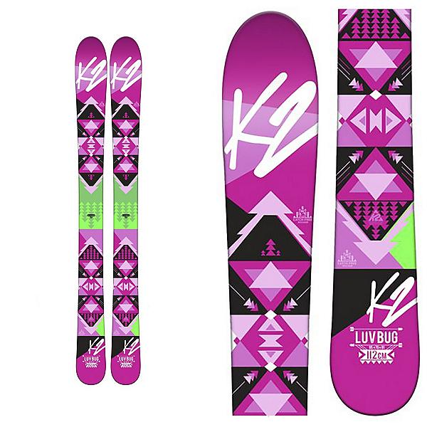 K2 Luv Bug Girls Skis, , 600