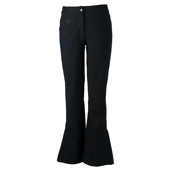 Obermeyer Bond II Long Womens Ski Pants, Black, 600