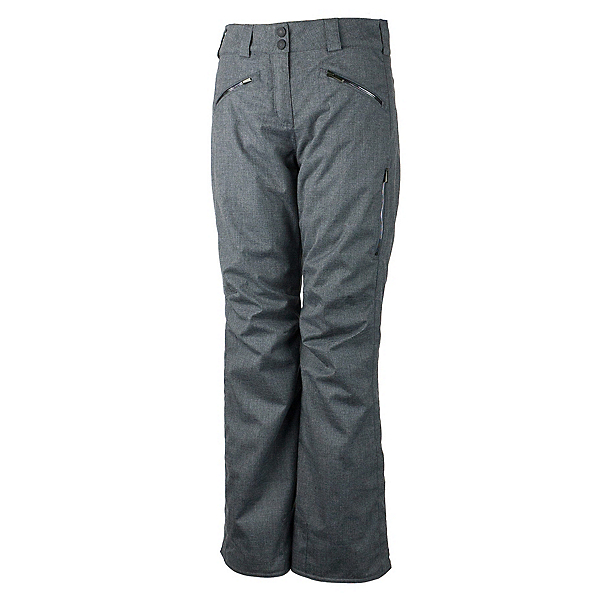 Obermeyer Essex Womens Ski Pants, Charcoal, 600