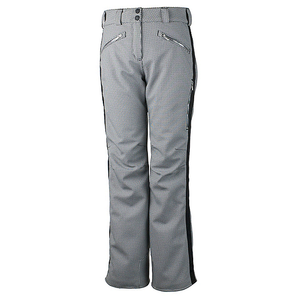 Obermeyer Essex Womens Ski Pants, Mini Houndstooth, 600