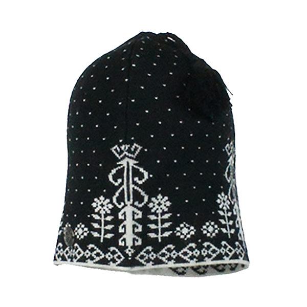 Obermeyer Elise Knit Womens Hat, Black, 600