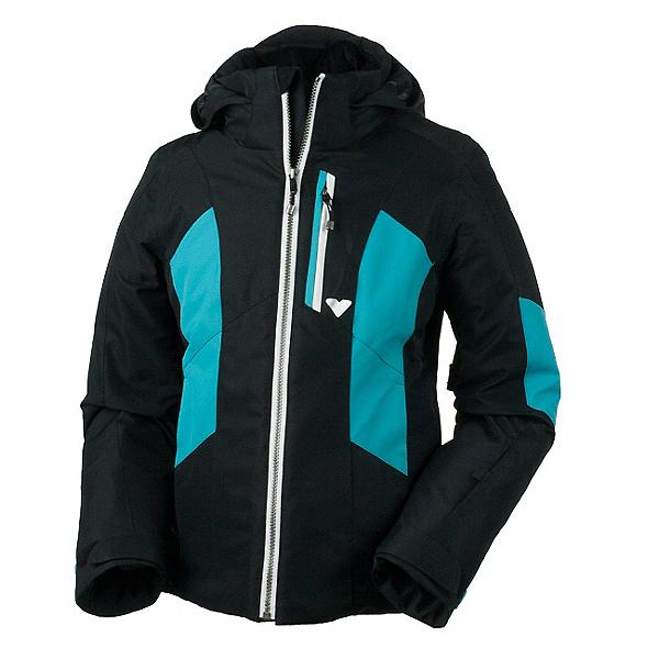Obermeyer Gracey Teen Girls Ski Jacket, Black, 600