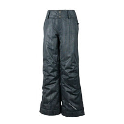 Obermeyer Lea Teen Girls Ski Pants, Metal Print, 256