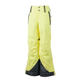 Obermeyer Lea Teen Girls Ski Pants, Daffodil, 256