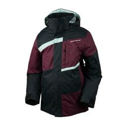 Obermeyer Rebel Teen Boys Ski Jacket, Mojave Red, 256