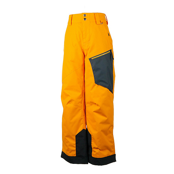 Obermeyer Pro Teen Boys Ski Pant, Habanero, 600