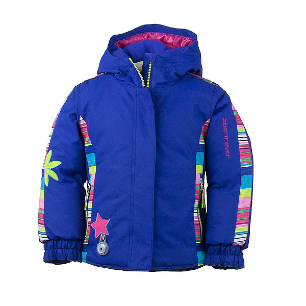 Obermeyer Pico Toddler Girls Ski Jacket, , 600