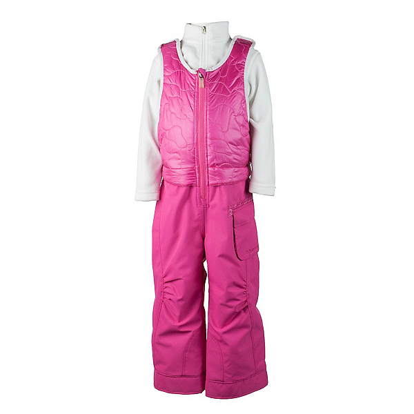 Obermeyer Chacha Bib Toddler Girls Ski Pants, , 600