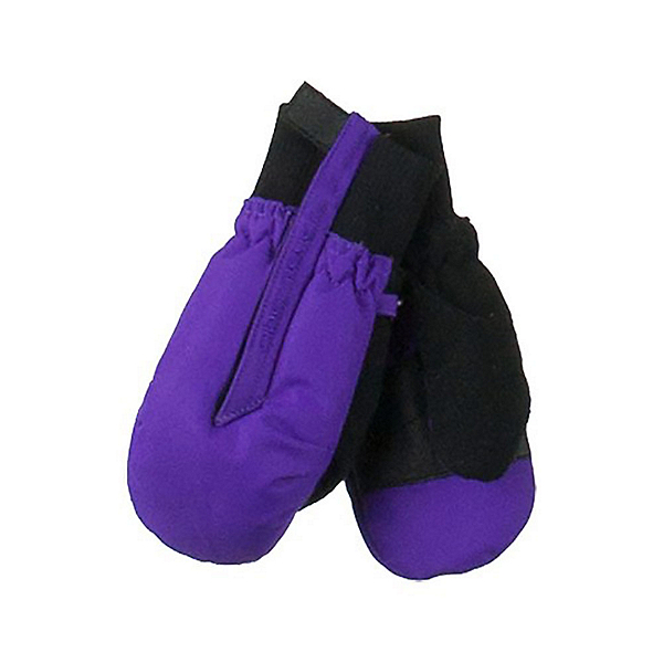 Obermeyer Thumbs Up Toddler Mittens, Iris Purple, 600