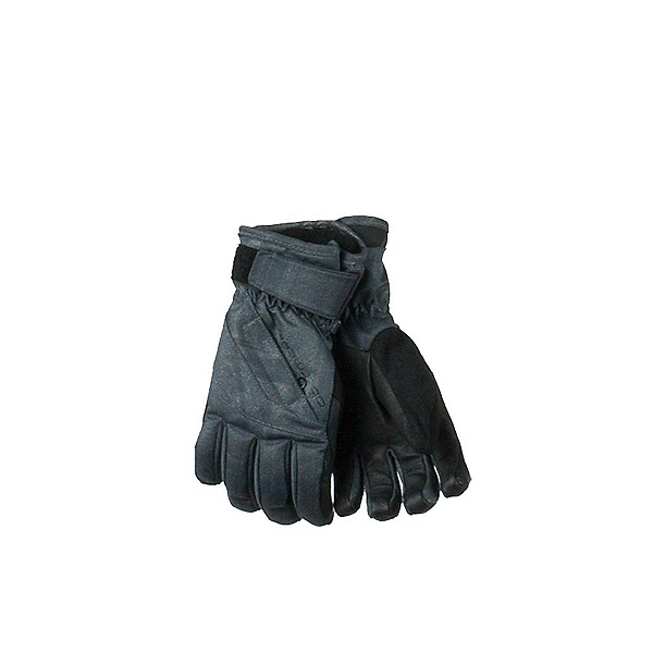 Obermeyer Alpine Teen Girls Gloves, Metallic Print, 600