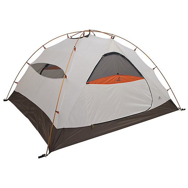 Alps Mountaineering Morada 2 Tent, Dark Clay-Rust, 600