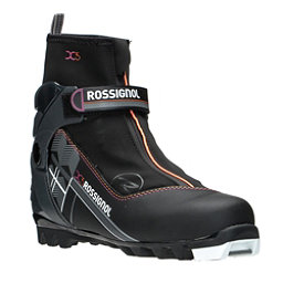 Rossignol X-5 FW Womens NNN Cross Country Ski Boots, Black, 256