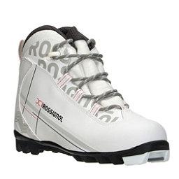 Rossignol X-1 FW Womens NNN Cross Country Ski Boots, White, 256