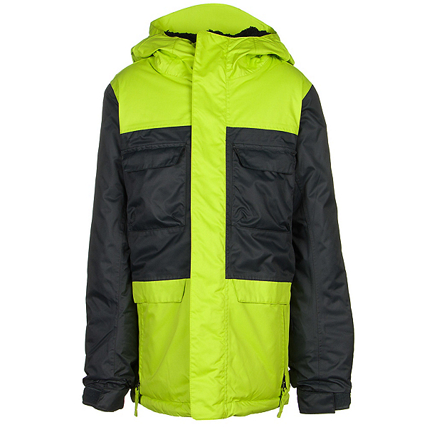 686 Approach Boys Snowboard Jacket, , 600