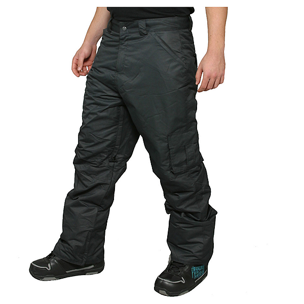 Zonal Redhill Mens Snowboard Pants, , 600