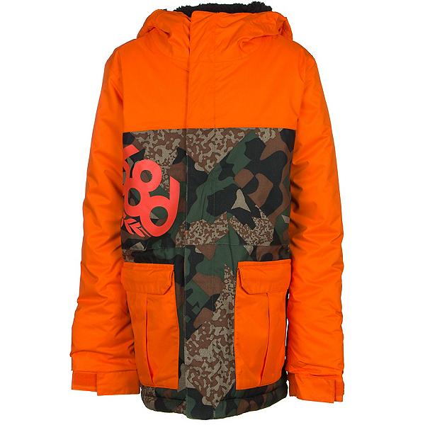 686 Elevate Boys Snowboard Jacket, , 600