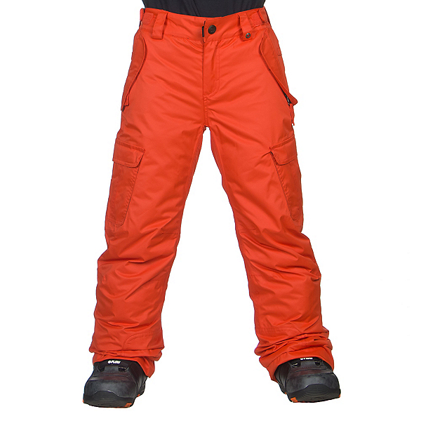 686 All Terrain Kids Snowboard Pants, , 600