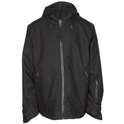 Volkl Khula Mens Insulated Ski Jacket, Black, 256