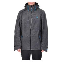 Volkl Khula Light Mens Shell Ski Jacket, Black Wax, 256