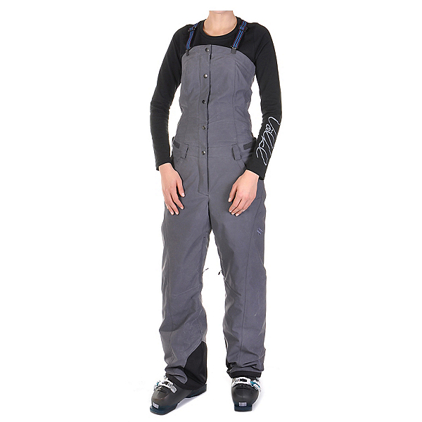 Volkl Makalu Overall Womens Ski Pants, Metal Wax, 600