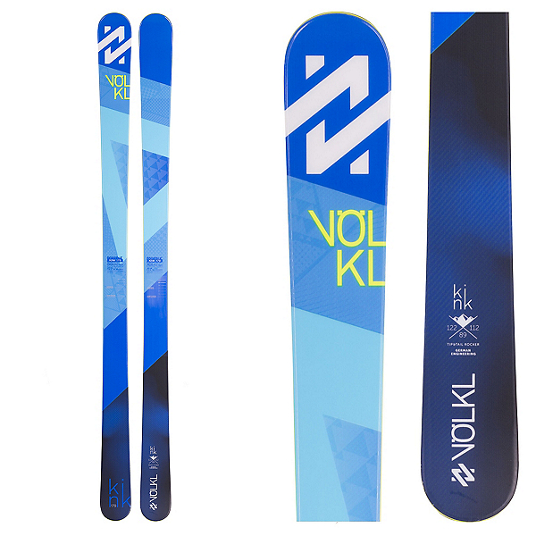 Volkl Junior Twin Tip Skis