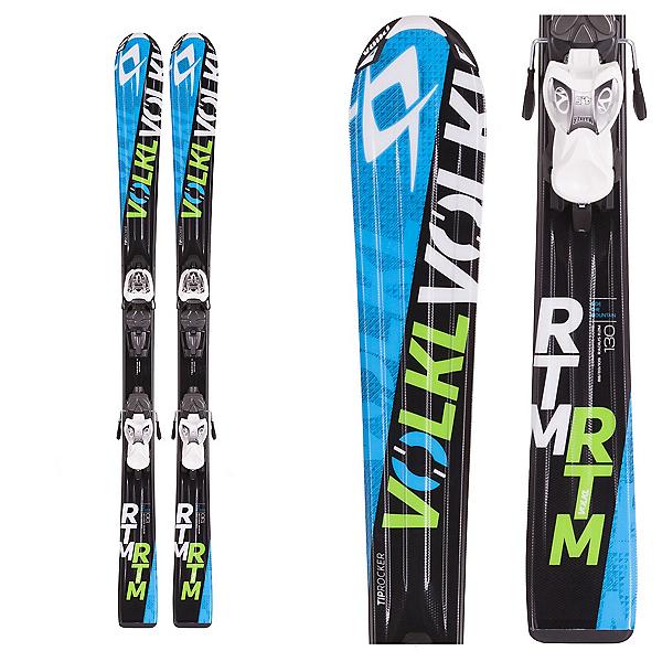 Volkl RTM Jr. Kids Skis with Marker 3Motion 4.5 Bindings, , 600