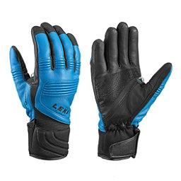 Leki Elements Platinum S Gloves, Ocean-Black, 256