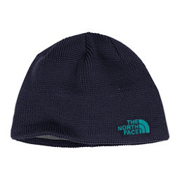 The North Face Youth Bones Kids Hat (Previous Season), Cosmic Blue-Enamel Blue, 256