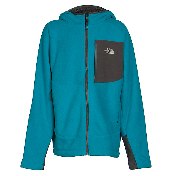 The North Face Chimborazo Kids Hoodie (Previous Season), Enamel Blue, 600