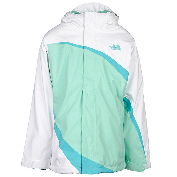 The North Face Mountain View Triclimate Girls Ski Jacket (Previous Season), , 600