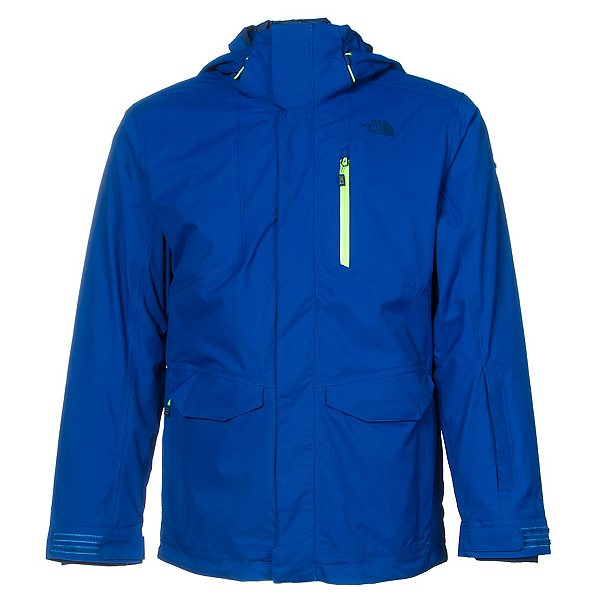 The North Face Thermoball Snow Triclimate Mens Insulated Ski Jacket (Previous Season), , 600