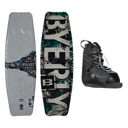 Byerly Conspiracy Wakeboard With Hyperlite Frequency Bindings, , 256