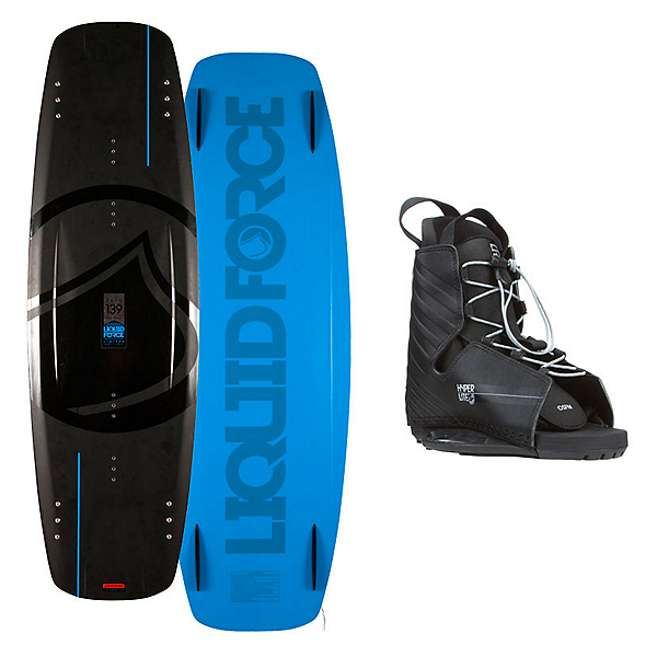 Liquid Force Raph/B.O.B. LTD Wakeboard With Hyperlite Frequency Bindings, , 600