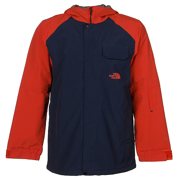 The North Face Number Eleven Mens Shell Ski Jacket (Previous Season), , 600