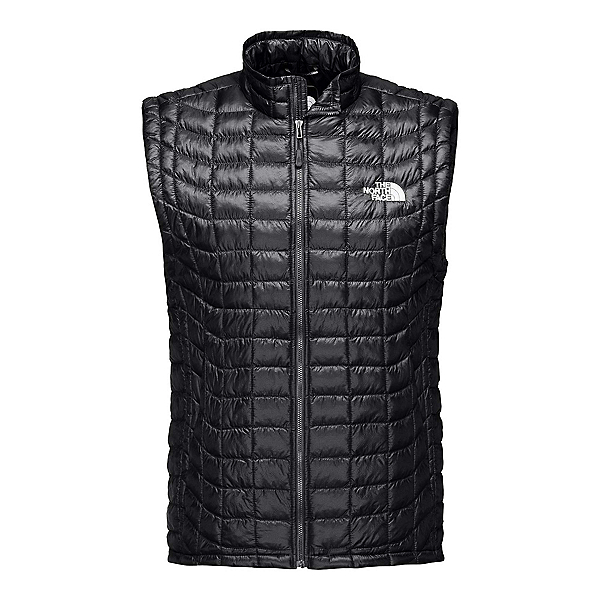The North Face ThermoBall Mens Vest (Previous Season), TNF Black, 600